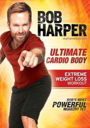 Bob Harper Ultimate Cardio Body Weightloss DVD
