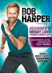 Bob Harper Beginner's Weight Loss Transformation DVD