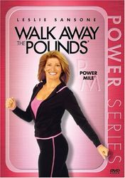Leslie Sansone Walk Away The Pounds Power Series Power Mile DVD Walking