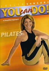 Leslie Sansone You Can Do PILATES DVD