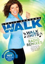 Leslie Sansone Just Walk To The Hits Radio Remixes DVD
