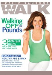Leslie Sansone Just Walk Walking Off The Pounds DVD