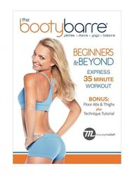 Tracey Mallett the booty barre Beginners & Beyond DVD