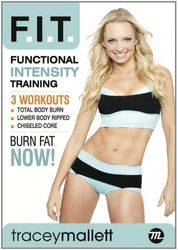 Tracey Mallett FIT Functional Intensity Training DVD high intensity workout