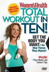 amy dixon: Total Workout in Ten! (DVD)