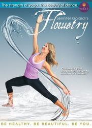 Jennifer Galardi Flowetry Yoga Dance Workout DVD