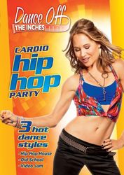 Dance Off The Inches Cardio Hip Hop Party Jennifer Galardi DVD
