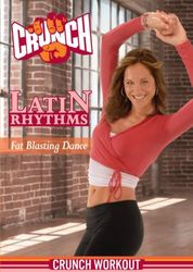CRUNCH Latin Rhythms - Fat Blasting Dance (DVD) Jennifer Galardi