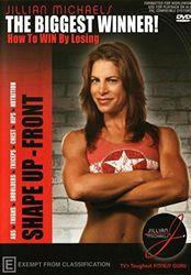 Jillian Michaels The Biggest Winner Shape Up Front DVD