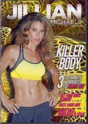 Jillian Michaels Killer Body DVD