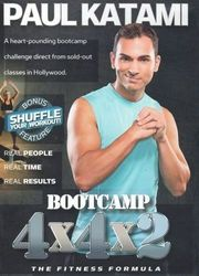 Paul Katami Bootcamp 4x4x2 Total Body Intervall DVD