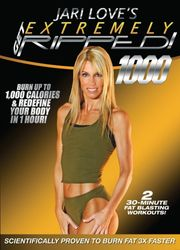Jari Love Get Extremely Ripped 1000 DVD interval training