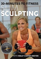 30 Minutes To Fitness Slim Sculpting Kelly Coffey-Meyer DVD