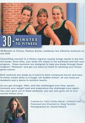 30 Minutes To Fitness: Plateau Buster - Kelly Coffey-Meyer - Workout DVD