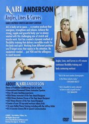 Kari Anderson Angles, Lines & Curves DVD