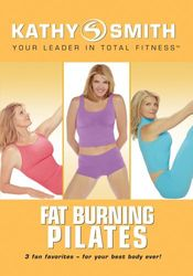 Kathy Smith Fatburning Pilates 3 Workouts DVD