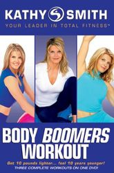 Kathy Smith Body Boomers Workout Menopause 3 Workouts DVD