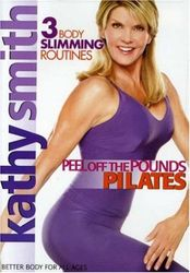 Kathy Smith Peel Off The Pounds Pilates DVD