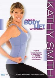 Kathy Smith Barre Body Lift Workout DVD