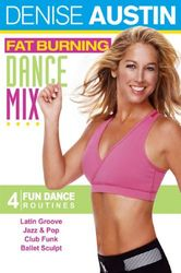 Denise Austin: Fat-Burning Dance Mix - DVD