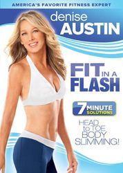 Denise Austin: Fit In A Flash (DVD)
