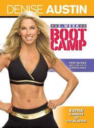 Denise Austin: 3 Week Bootcamp (DVD)
