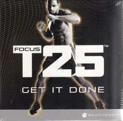 Beachbody: Shaun T - Focus T25 (11-DVD-Set)