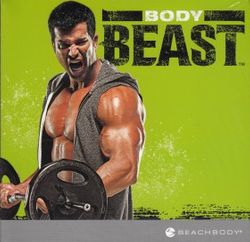 Beachbody: Body Beast (7-DVD-Set)
