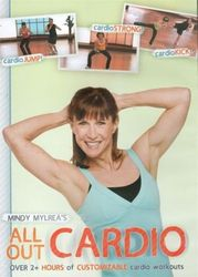 Mindy Mylrea: All Out Cardio (DVD)