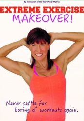 Mindy Mylrea: Extreme Exercise Makeover (DVD)
