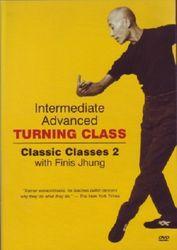 Finis Jhung Classic Classes Intermediate Advanced Turning Class Ballett DVD
