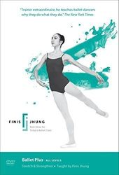 Ballet Plus with Finis Jhung Anti Aging Ballett DVD