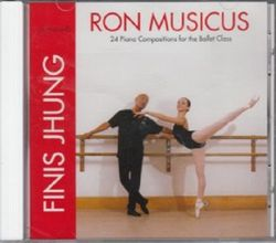 Finis Jhung - Ron Musicus (CD)