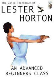 The Dance Technique of Lester Horton: Advanced Beginners Class (DVD)