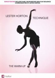 Lester Horton Technique The Warm-Up Modern Dance DVD