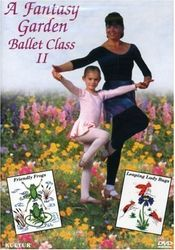 Ballet Class For Kids - A Fantasy Garden 2 (DVD)