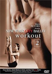 New York City Ballet Workout: Volume 2 - DVD