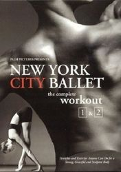 New York City Ballet workout: Volumes 1 & 2 (2-DVD-Set)