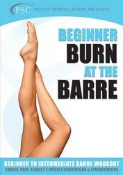 Burn At The Barre for Beginners Ballett DVD