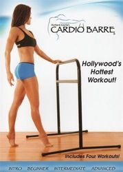 Cardio Barre: Intro, Beginner, Intermediate & Advanced Workout - Ballett (DVD)