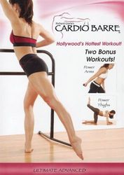 Cardio Barre: Ultimate Advanced Workout - Ballett (DVD)