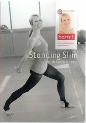 barre 3 Standing Slim Sadie Lincoln Ballett DVD