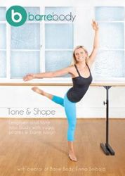 barre body: Tone & Shape - Ballett (DVD)