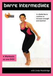 barlates barre intermediate mit Linda Wooldridge Ballett DVD