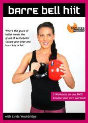 barlates barre bell hiit mit Linda Wooldridge Ballett DVD