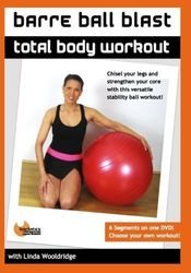 barlates barre bell blast total body workout mit Linda Wooldridge DVD
