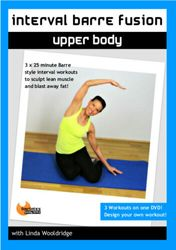 barlates interval barre fusion upper body Ballett workout DVD