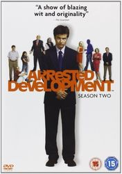 Arrested Development: Season 2 (3-DVD-Set) ENGLISCH - NEU