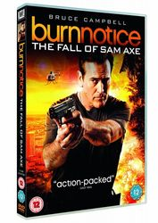 Burn Notice The Fall Of Sam Axe DVD