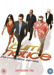 Burn Notice Complete Series 1 2 3 4 5 6 7 Season Staffel 29 DVD Set